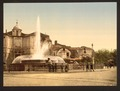 New Fountain and Diocletian's Spring, Rome, Italy-LCCN2001700938.tif