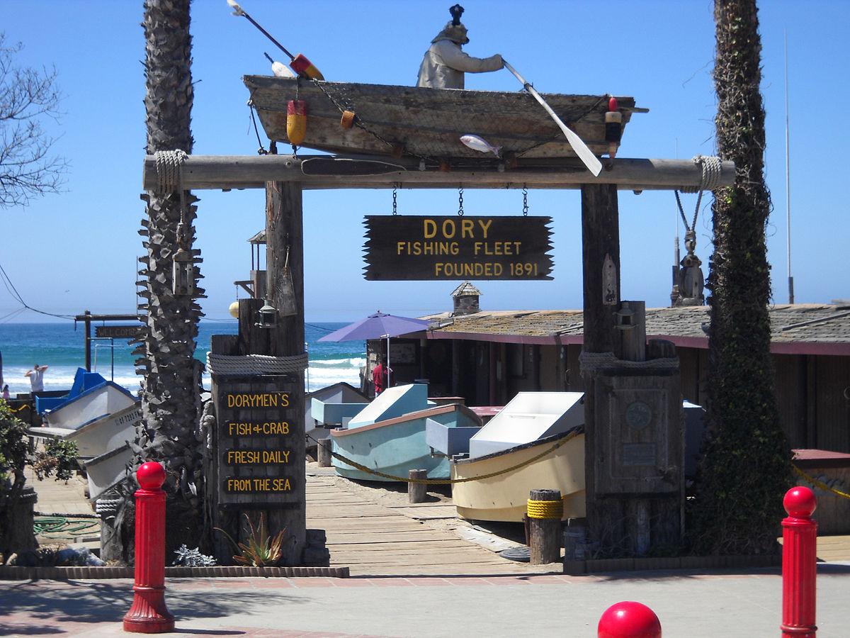 Dory fish market wikipedia for Dory fishing fleet