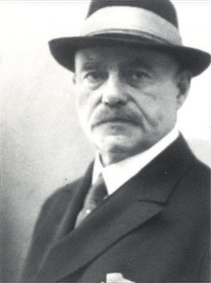 Hermann Sudermann - Image: Nicola Perscheid Hermann Sudermann nach 1925