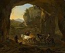 Nicolaes Berchem - Cowherds in a Grotto gw11 0002895 20151111 001.jpg