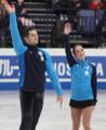 Nicole Della Monica and Matteo Guarise in 2017.png