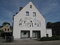 Niesky, Rothenburger Straße 1, Wandbild (2).jpg