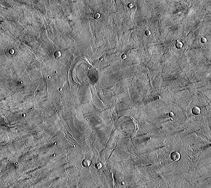 Syrtis Major Planum - Image: Nili Meroe paterae THEMIS day IR 100m v 11