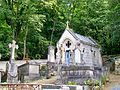 Nointel (95), cimetière, rue Alain-Bernier.jpg