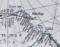 Noort Caep Wardhuys Petsinga Munke foort Kijldun Kola 1589.jpg