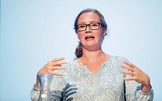 Kaia Storvik Norwegian politician, journalist and contributing editor, think tank member