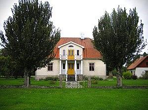 Väte - Norrbys museum farm in Väte