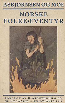 挪威民话集