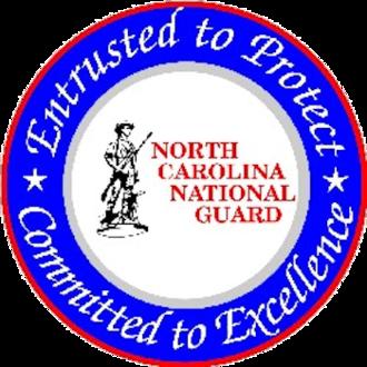 North Carolina Air National Guard - Image: North Carolina National Guard Emblem