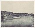 Nubie. Rive Orientale du Nil (Village de Bab). Vue prise au sud de Philoe MET DP116188.jpg