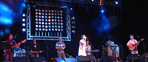Capercaillie (band) - Capercaillie at Nuremberg, 2005