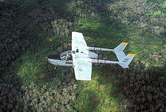 Bat*21 - Image: O 2A over Laos 1970