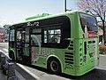 O-bus Tomoi Taxi at Koganei Station 02.jpg