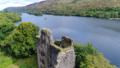 OVerlooking Invergarry Castle on Loch Oich.tif