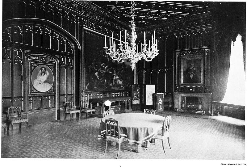 Oak Dining Room Furniture Antique