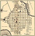 Oaxaca map in 1919, from- Plans of Mexican towns 1919-1- (cropped).jpg