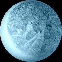Oberon (moon) - Wikipedia, the free encyclopedia