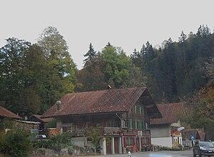 Oberwil im Simmental - Houses in Oberwil