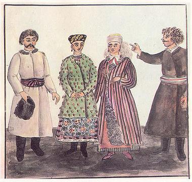 Жінка в намітці на замальовці Домініка Де ля Фліза 8b7adddc1596a