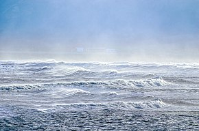 7ed5d89121 Sea spray containing marine microorganisms can be swept high into the  atmosphere and may travel the globe before falling back to earth.
