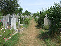 Ocna Sibiului, la cimitir.jpg