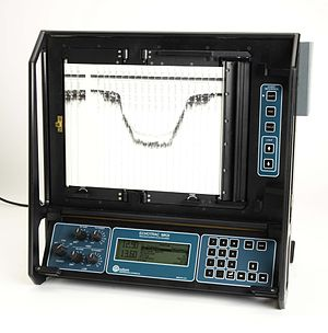 Echo sounding - An example of a precision dual frequency echosounder, the Teledyne Odom MkIII
