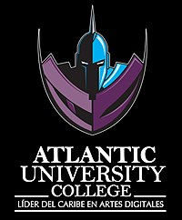 Official logo of Atlantic University College.jpg