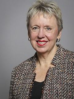 Lorely Burt British Liberal Democrat Politician