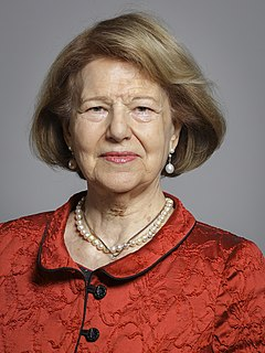 Emma Nicholson, Baroness Nicholson of Winterbourne British politician, life peer