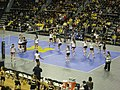 Ohio State vs. Michigan volleyball 2011 02.jpg