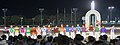 Oi Racecourse 20141230 The greeting which shows thanks from a jockey.JPG