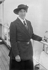 b54ba001177 Girl Guiding Scouting pioneer Olave Baden-Powell