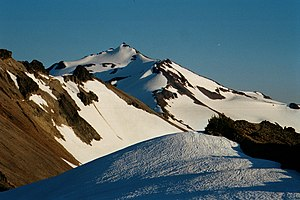 Gifford Pinchot National Forest - Old Snowy Mountain in Goat Rocks Wilderness
