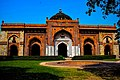 Old Building structure at Old Fort Delhi India.jpg