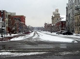 Harrisburg Historic District - State Street in 2012