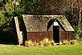 Old Hut at Knottingley Park - panoramio.jpg