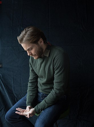 Daniel Brühl - Portrait by Oliver Mark, Berlin 2015