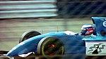 Olivier Panis - Ligier JS39B at the 1994 British Grand Prix (32541362585).jpg