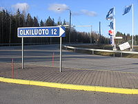 Olkiluoto 12 destination sign.jpg