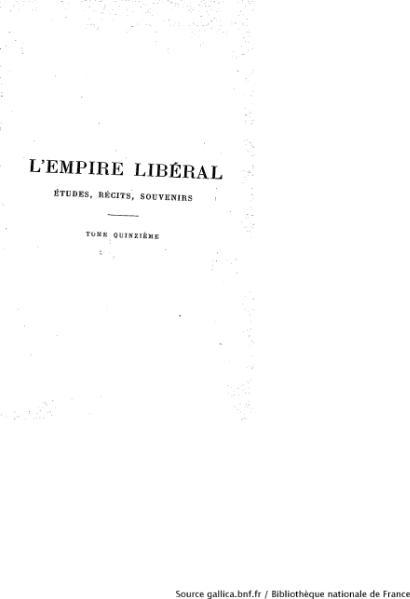 File:Ollivier - L'Empire libéral, tome 15.djvu