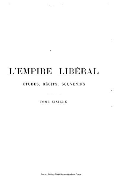 File:Ollivier - L'Empire libéral, tome 6.djvu