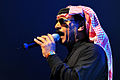 Omar Souleyman @ Becks Music Box (5 3 2011) (5519121452).jpg