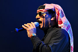 Omar Souleyman, Perth International Arts Festival (2011)