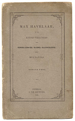 Omslag eerste druk max havelaar 1860.jpg