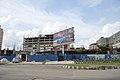 One Rajarhat Apartment Complex Under Construction - Major Arterial Road - Rajarhat - Kolkata 2017-08-08 3904.JPG