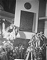 Onthulling van de gedenksteen voor Prof. Mr. Benjamin Marius (Ben) Telders in he, Bestanddeelnr 903-9053.jpg