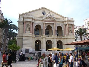 The Toulon Opera House (1862)