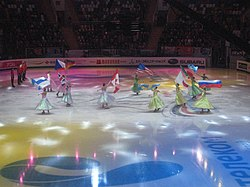 Opening Ceremony of ROSTELECOM CUP 2012 01.JPG