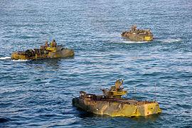 Operação Felino- Anfíbios desembarcam no litoral do Espírito Santo (9897527086)