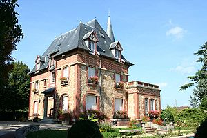 Orgeval, Yvelines - Town hall